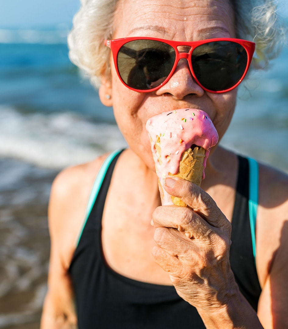 lady-eating-ice-cream