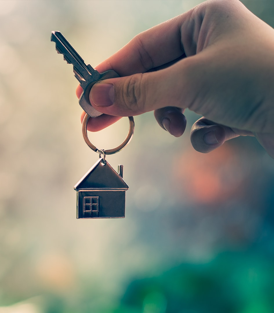 hand-holding-keys-buy-to-let-property