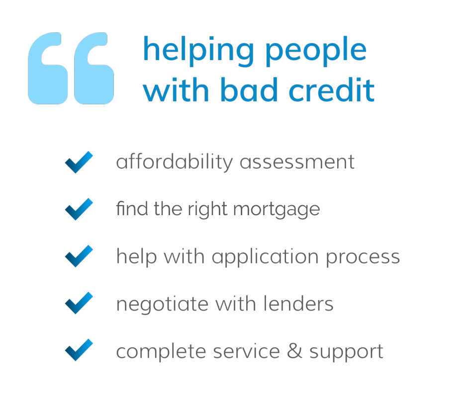 Moving house with poor credit